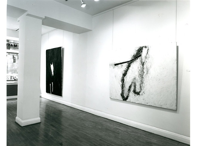 """<span class=""""link fancybox-details-link""""><a href=""""/exhibitions/297/works/image_standalone1489/"""">View Detail Page</a></span><p>SUSAN ROTHENBERG   RECENT PAINTINGS   12 FEB - 15 MAR 1980   Installation View</p>"""