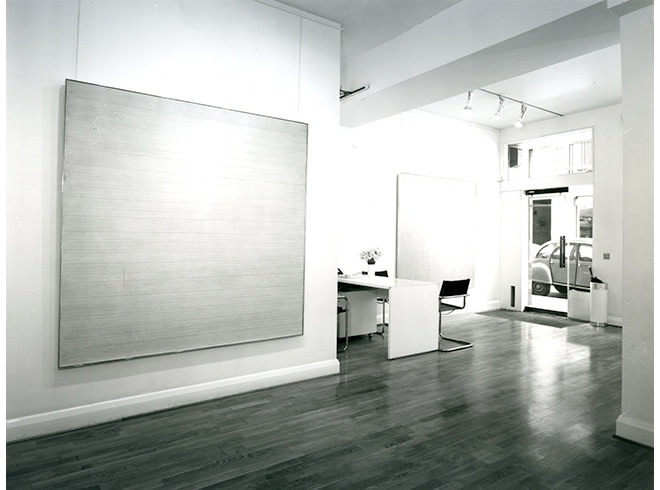 """<span class=""""link fancybox-details-link""""><a href=""""/exhibitions/306/works/image_standalone1514/"""">View Detail Page</a></span><p>AGNES MARTIN 