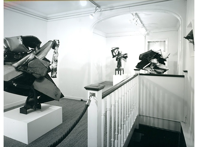 """<span class=""""link fancybox-details-link""""><a href=""""/exhibitions/309/works/image_standalone1518/"""">View Detail Page</a></span><p>JOHN CHAMBERLAIN 