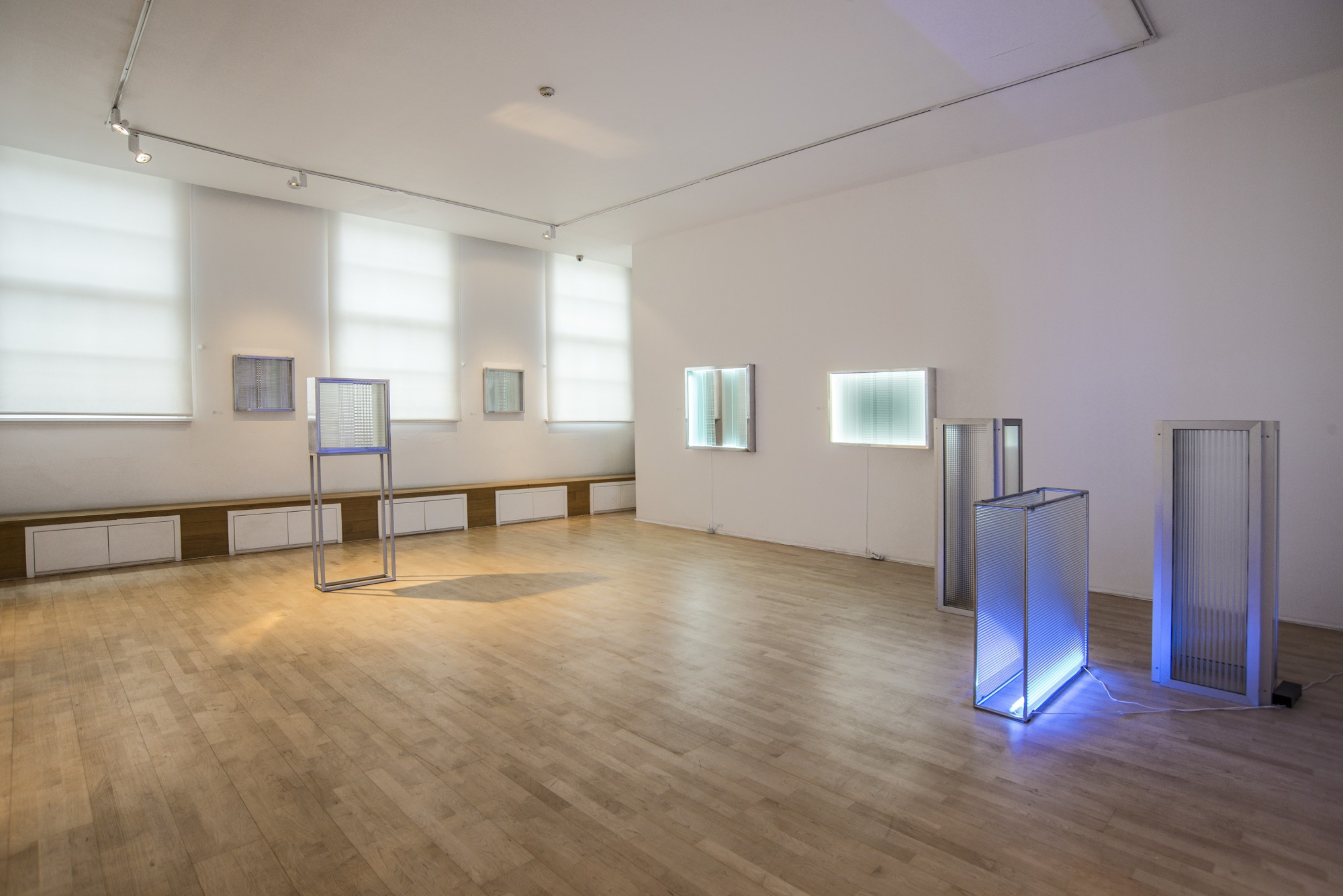 """<span class=""""link fancybox-details-link""""><a href=""""/exhibitions/58/works/image_standalone64/"""">View Detail Page</a></span><p>NANDA VIGO   CHRONOTOPS   10 SEP - 24 OCT 2014   Installation View</p>"""