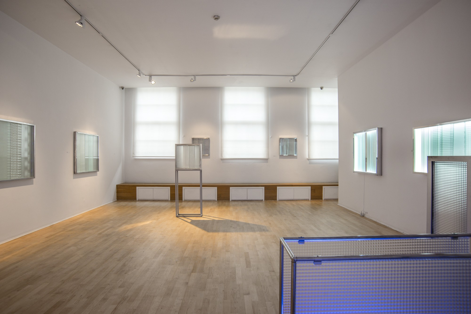 """<span class=""""link fancybox-details-link""""><a href=""""/exhibitions/58/works/image_standalone65/"""">View Detail Page</a></span><p>NANDA VIGO   CHRONOTOPS   10 SEP - 24 OCT 2014   Installation View</p>"""