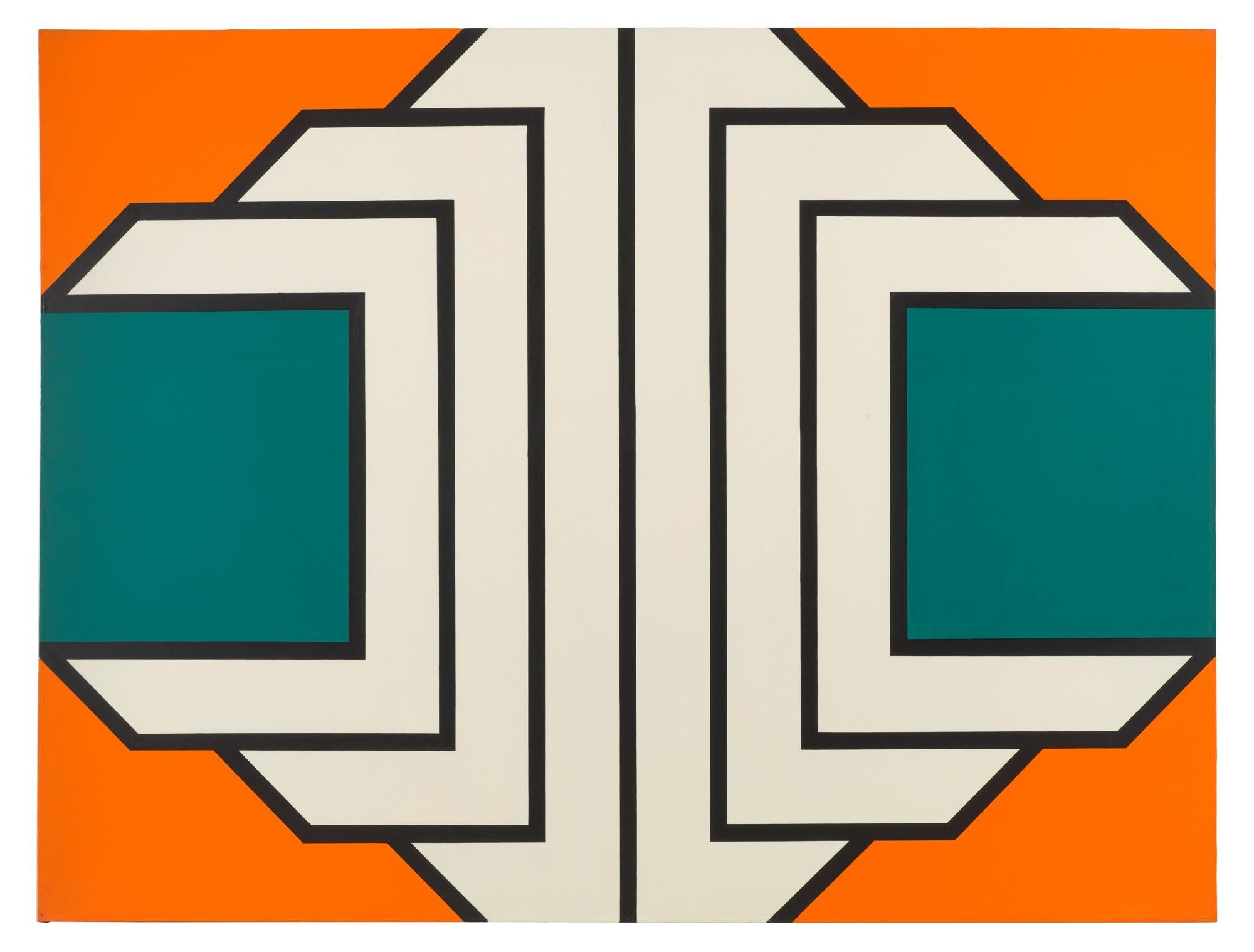 "<span class=""link fancybox-details-link""><a href=""/exhibitions/554/works/artworks_standalone10682/"">View Detail Page</a></span><div class=""artist""><span class=""artist""><strong>IMRE BAK</strong></span></div><div class=""title""><em>Blue</em>, 1969</div><div class=""medium"">Acrylic on canvas</div><div class=""dimensions"">150 x 200 cm<br />59 x 78 ¾ inches</div>"