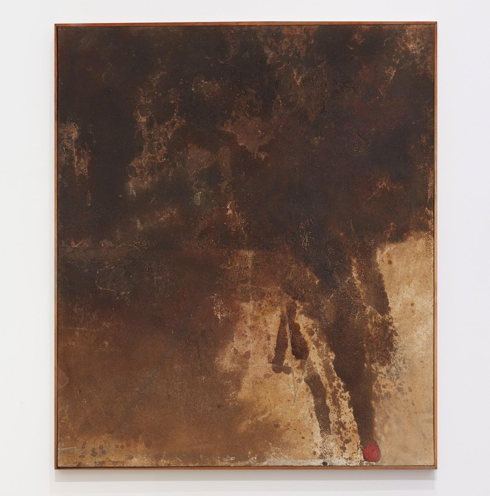 "<span class=""link fancybox-details-link""><a href=""/artists/157-robert-mallary/works/10142/"">View Detail Page</a></span><div class=""artist""><span class=""artist""><strong>ROBERT MALLARY</strong></span></div><div class=""title""><em>The Warrior</em>, 1957 - 1958</div><div class=""medium"">Mixed media</div><div class=""dimensions"">123.8 x 106 x 5.7 cm<br /> 48 ¾ x 41 ¾ x 2 ¼ in</div>"