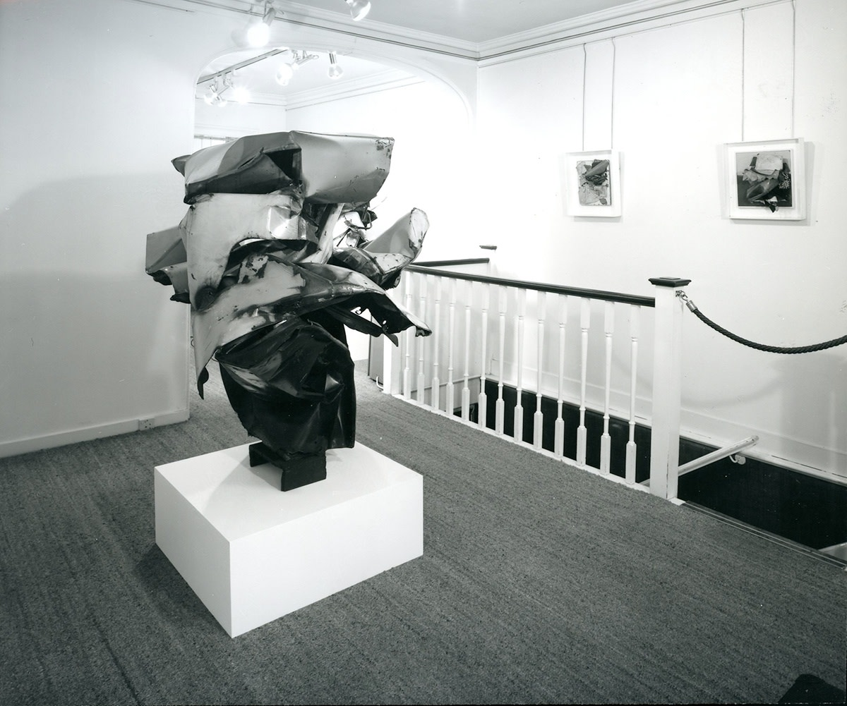 """<span class=""""link fancybox-details-link""""><a href=""""/exhibitions/309/works/image_standalone1519/"""">View Detail Page</a></span><p>JOHN CHAMBERLAIN 