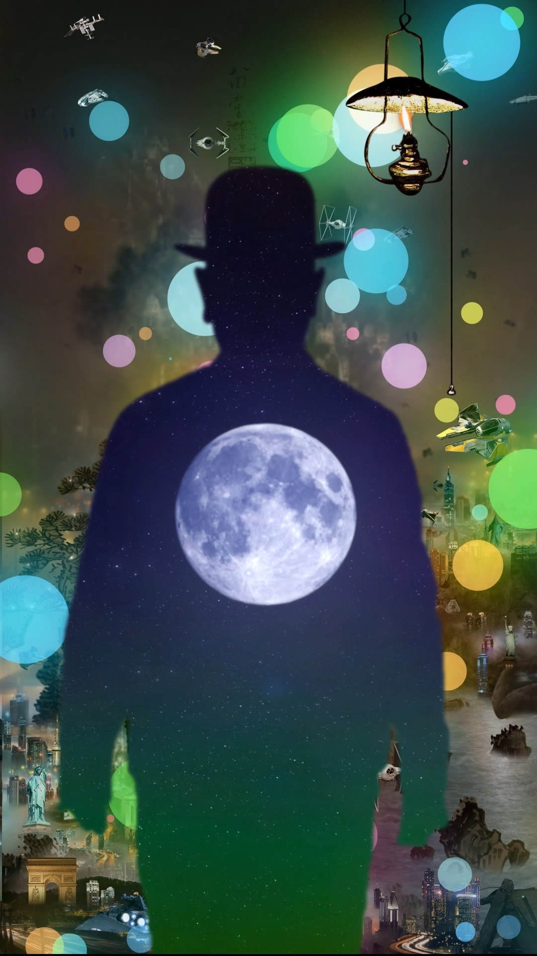 "©︎ Leenam Lee, ""2019 Reborn Light-Songhamang Falls"", 2019, 55 inch LED TV, 9min 26sec"