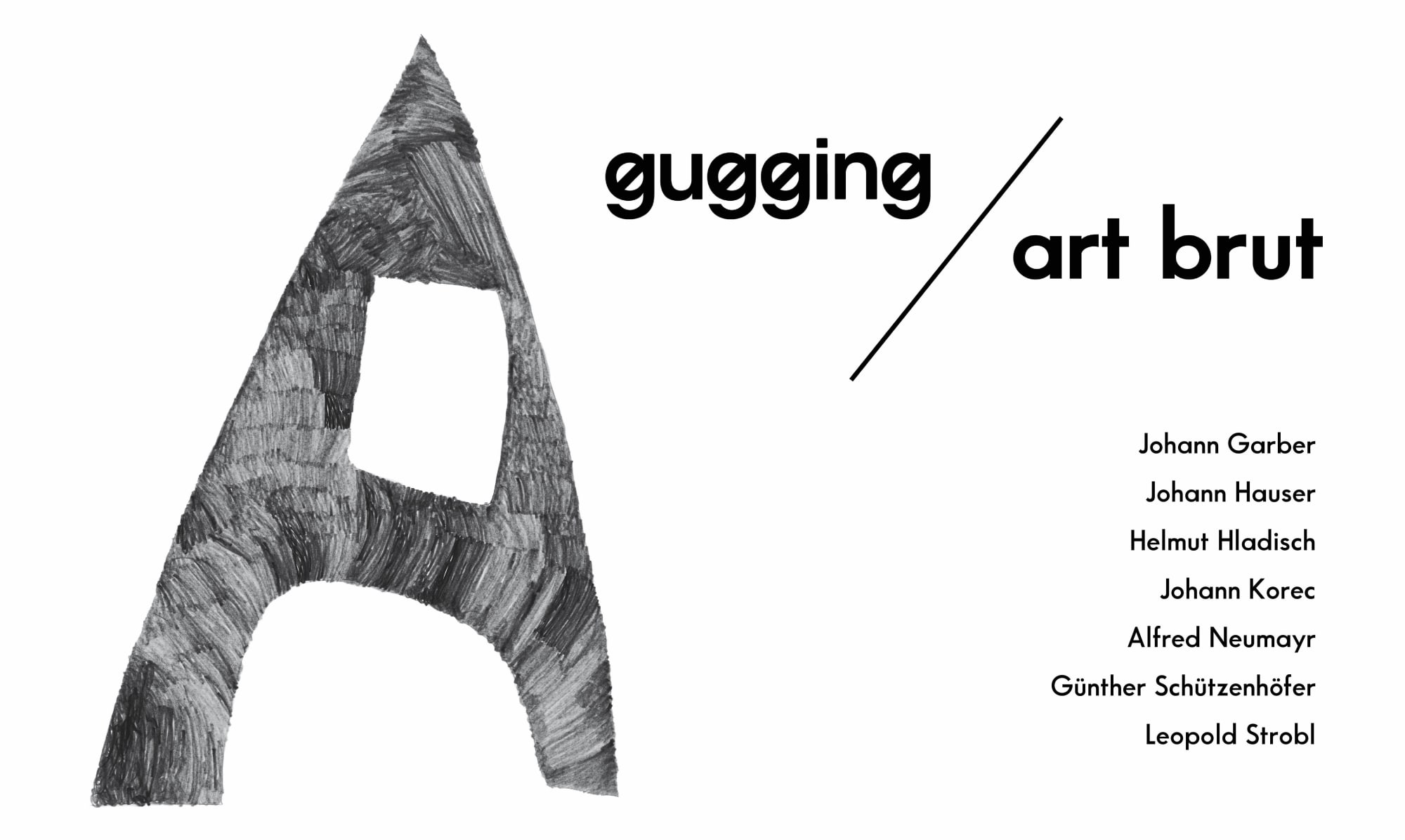 gugging / art brut