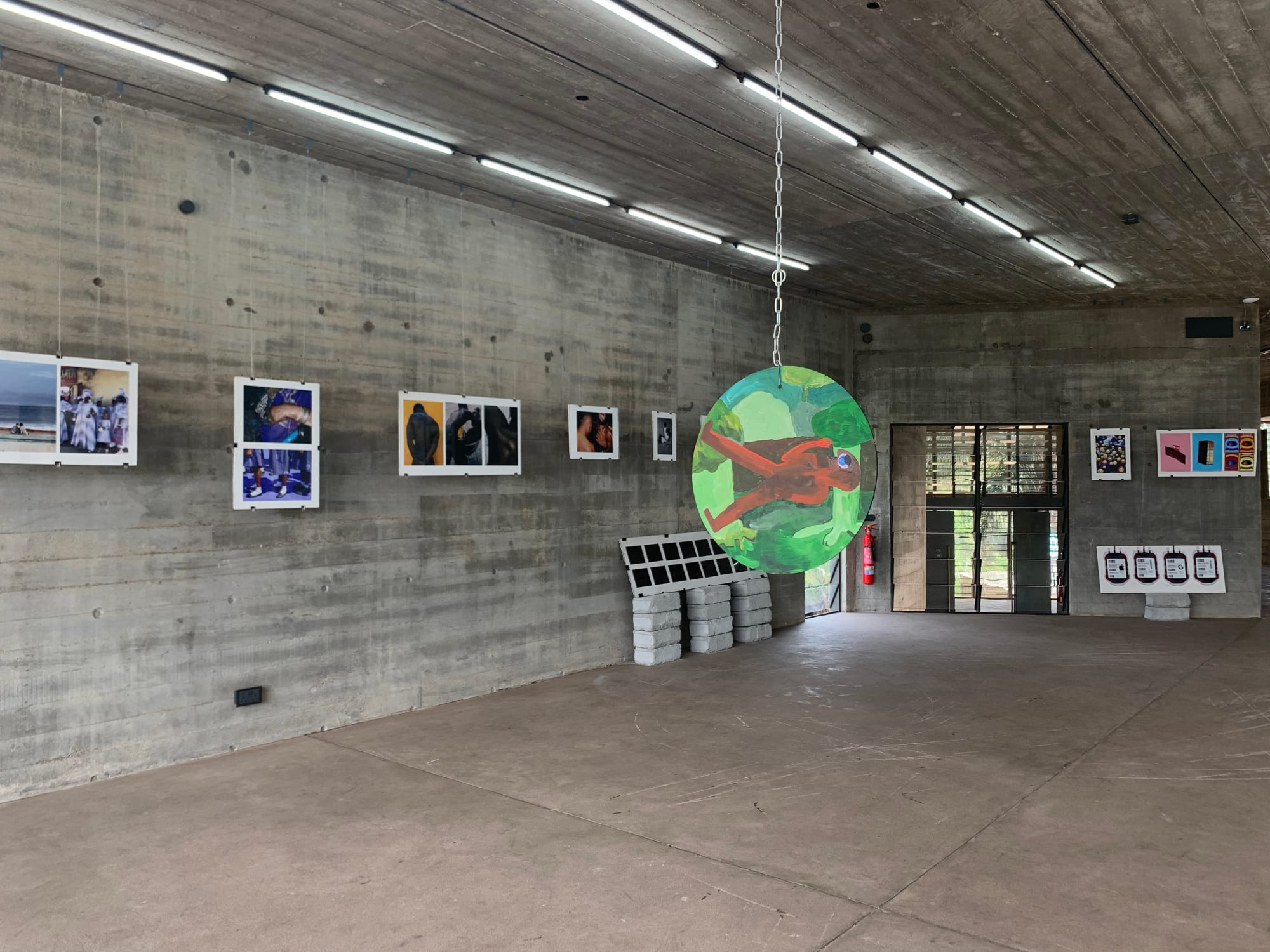 ONGOING EXHIBITION: STATIONS OF PROTEST