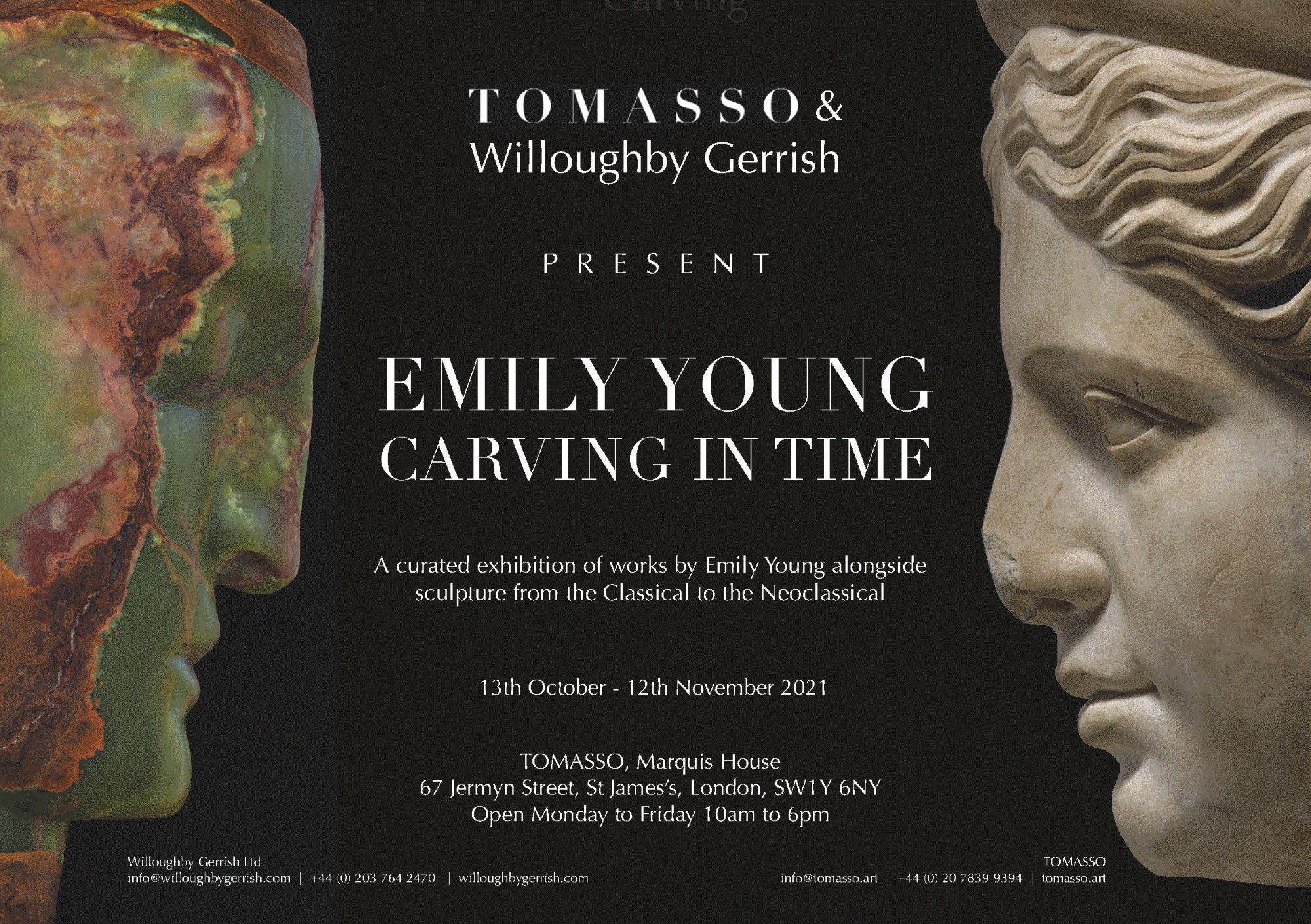 Emily Young: Carving in Time