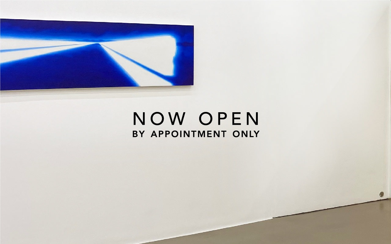 Now Open By appointment only