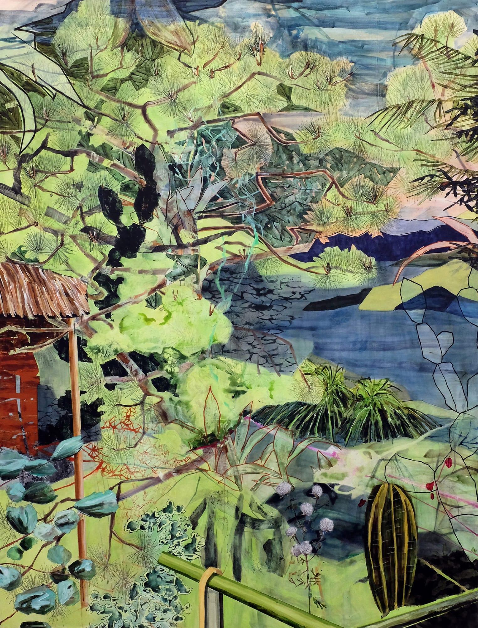 Elizabeth Thun   Beyond Pine and Thistles