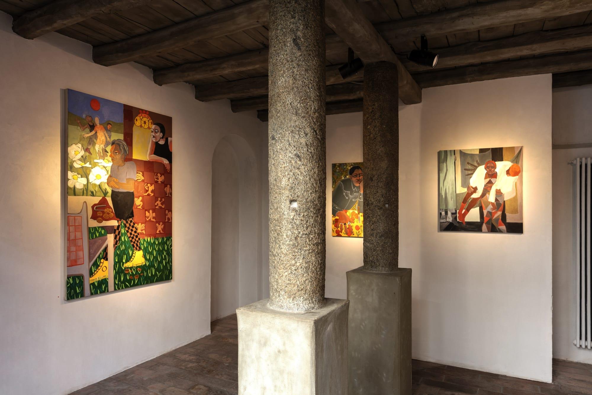 GROWTH IN ABSENCE   Katja Farin: curated by Giorgio Zanchetti & Silvia Bignami