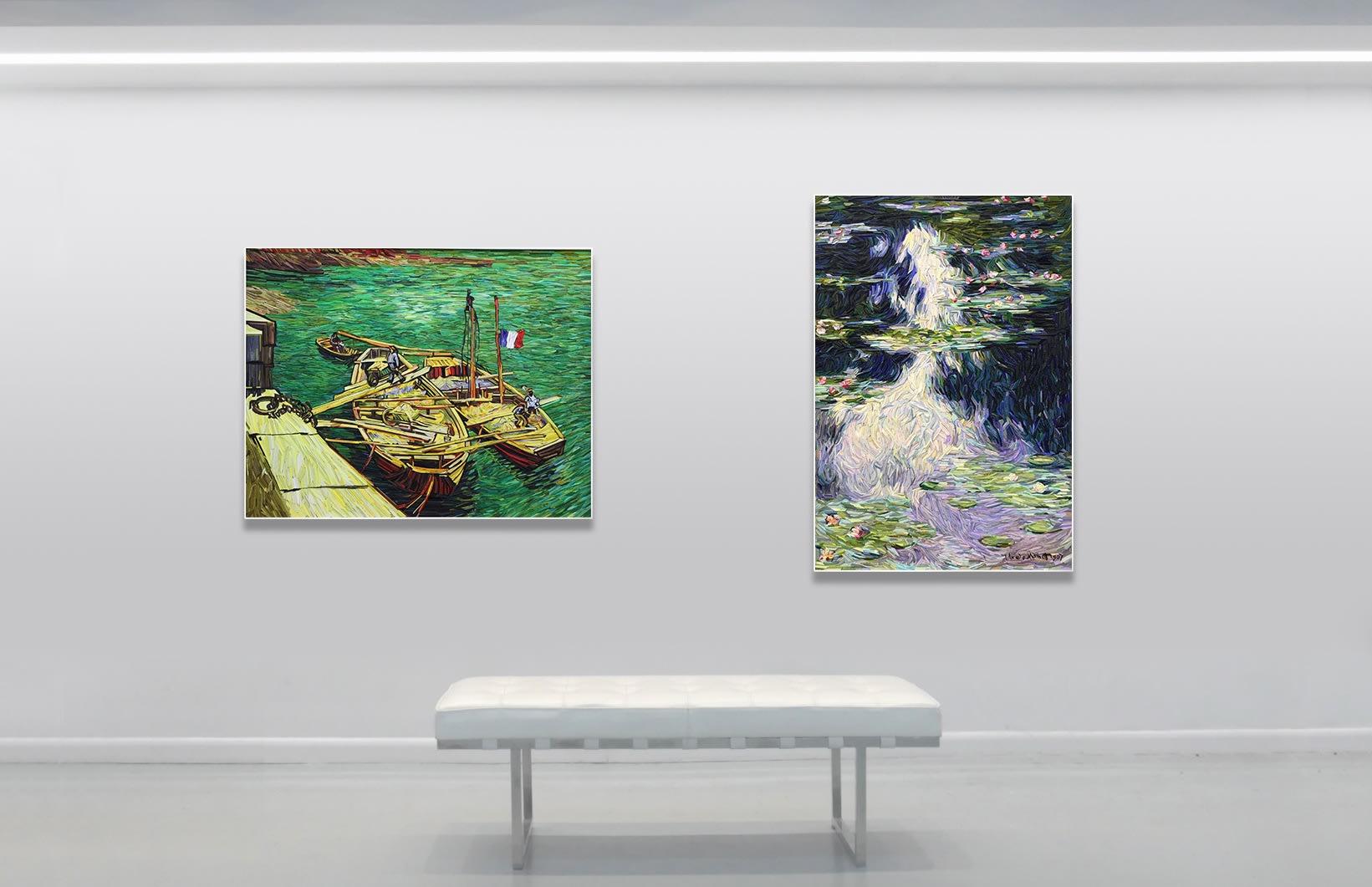 Kyu Hak Lee: Online Exhibition