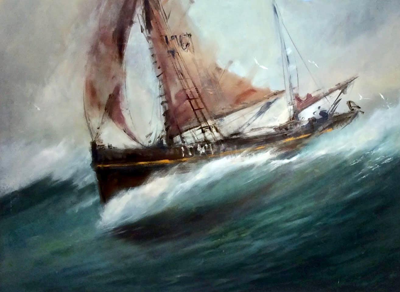 Through the Surf: Antony Amos