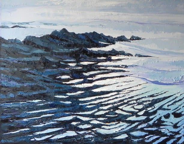 Hartland. Silver Light: Alan Cotton