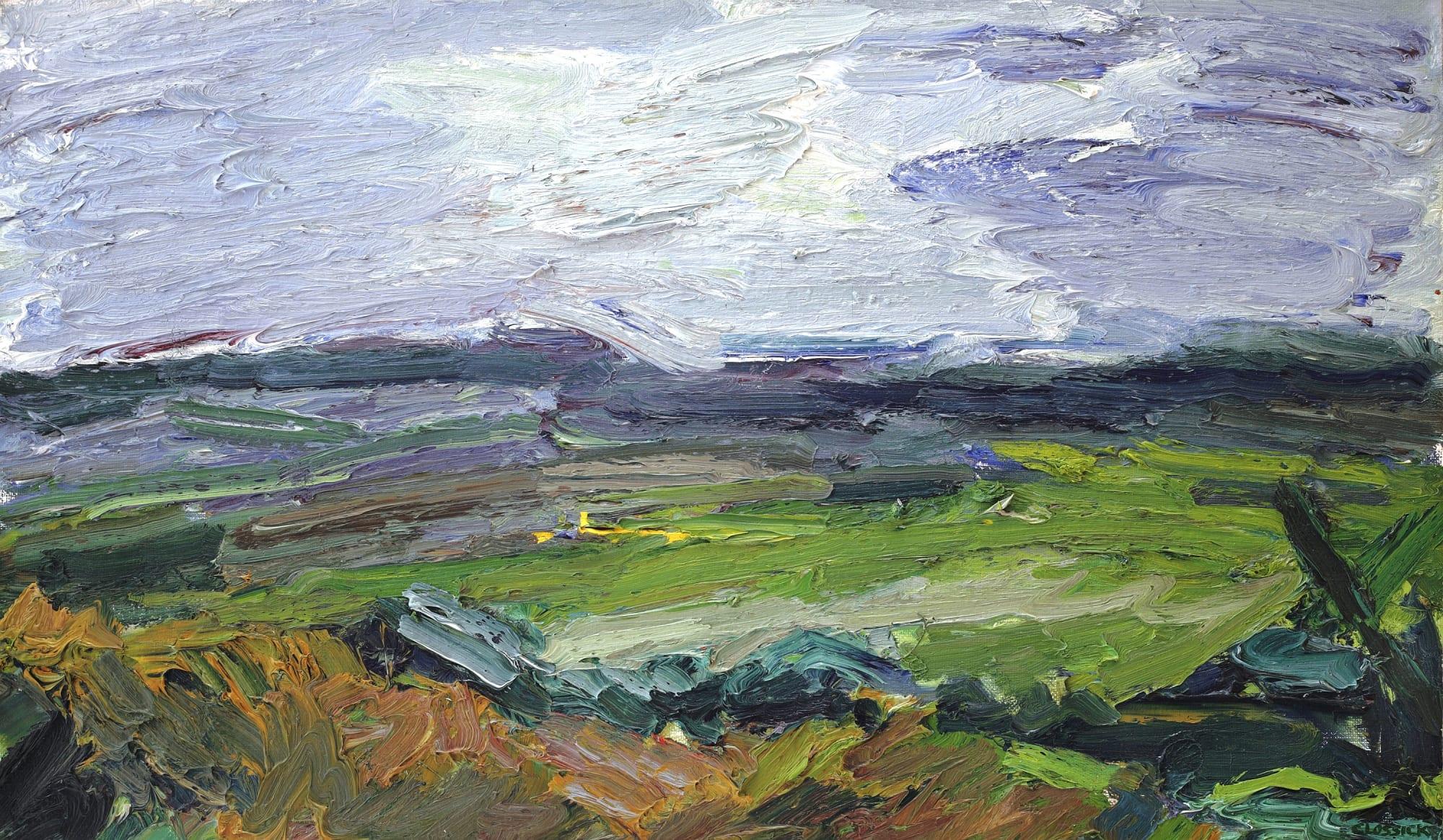 Peter Clossick: North Downs