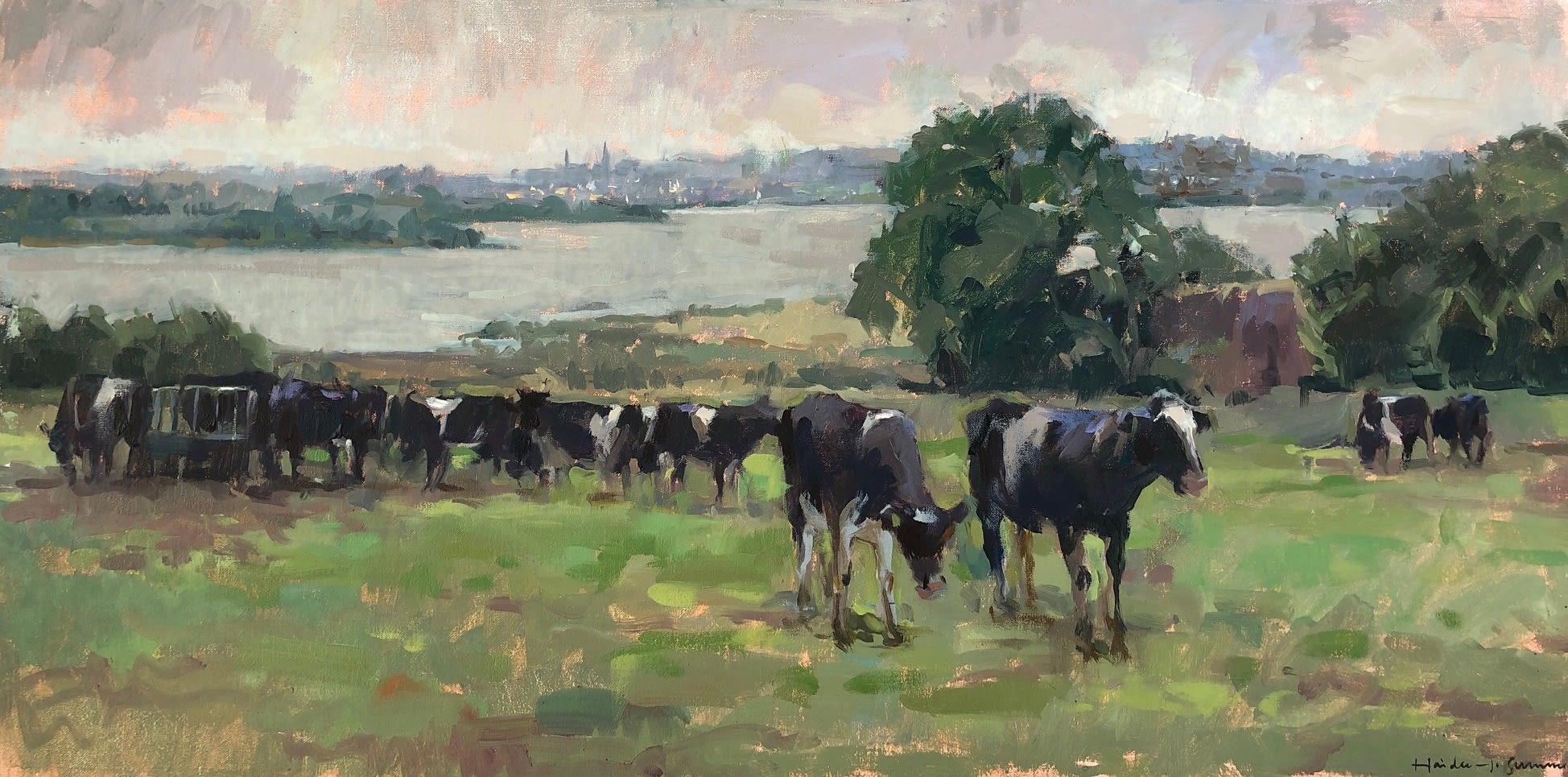 Haidee-Jo Summers: Dairy Herd at Artramon Farm