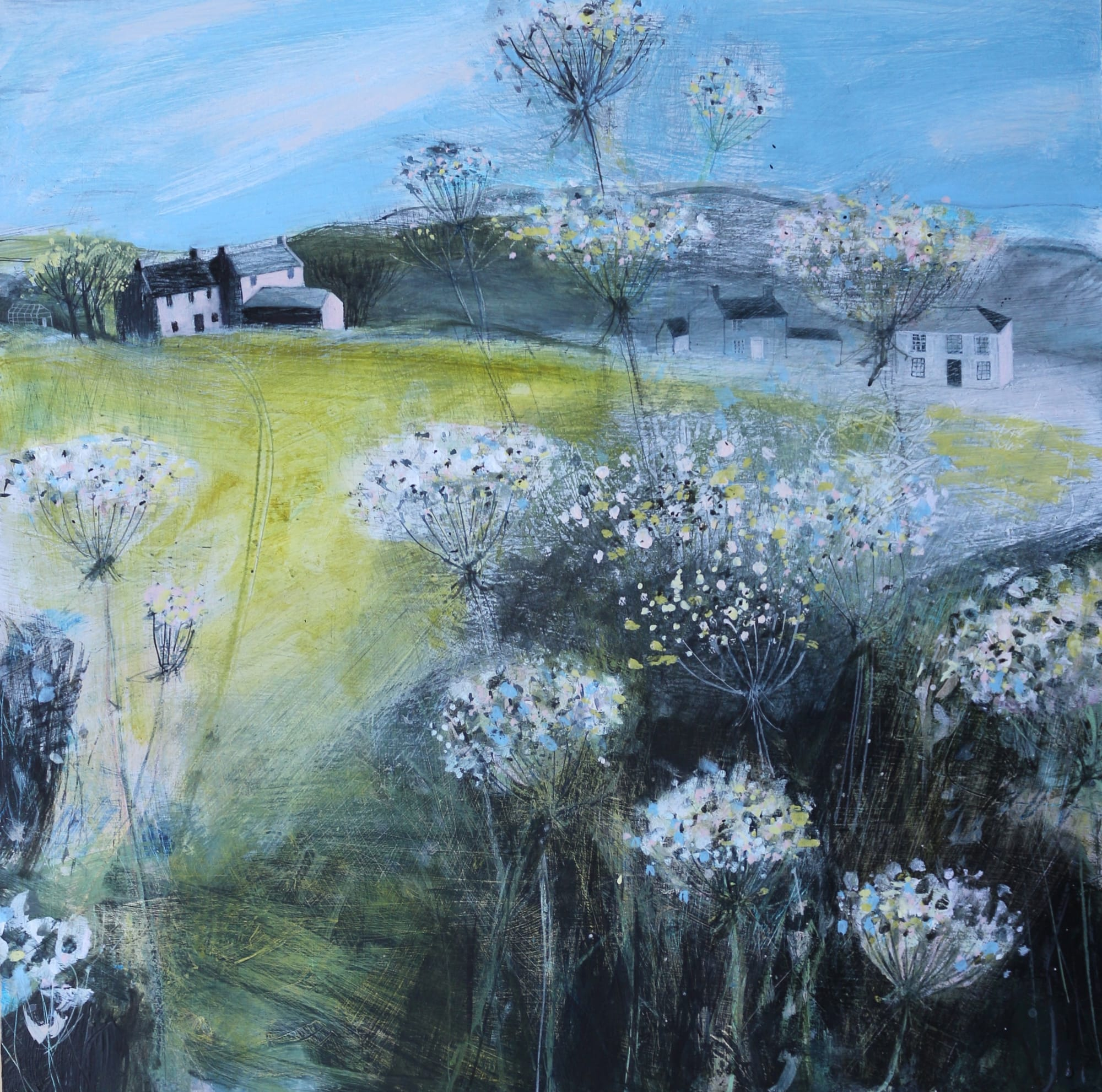 Jane Askey: Late Summer Afternoon
