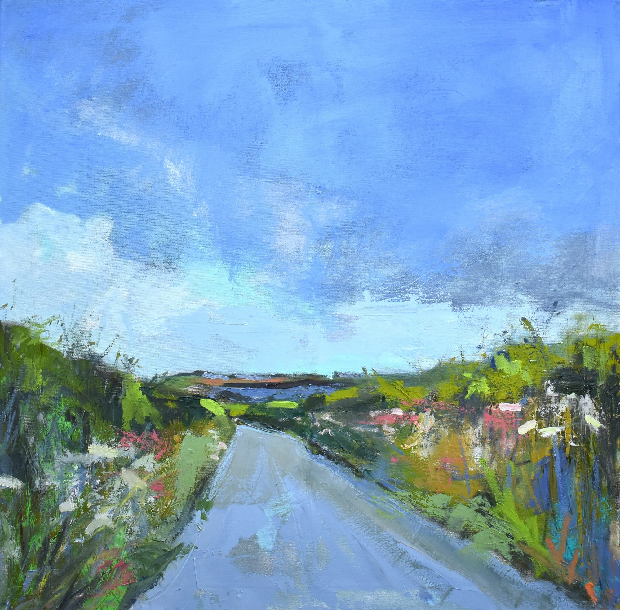 Jess Gale: Summer Hedgerows
