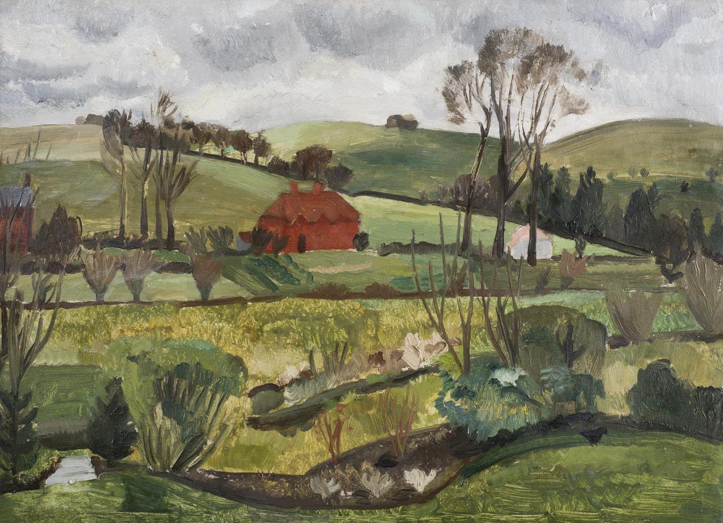 Modern British Paintings