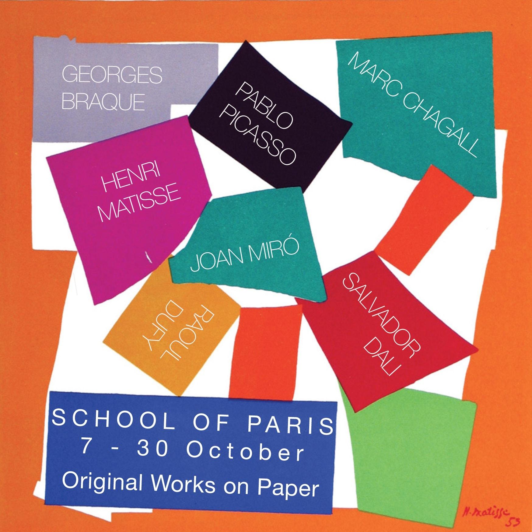 The School of Paris