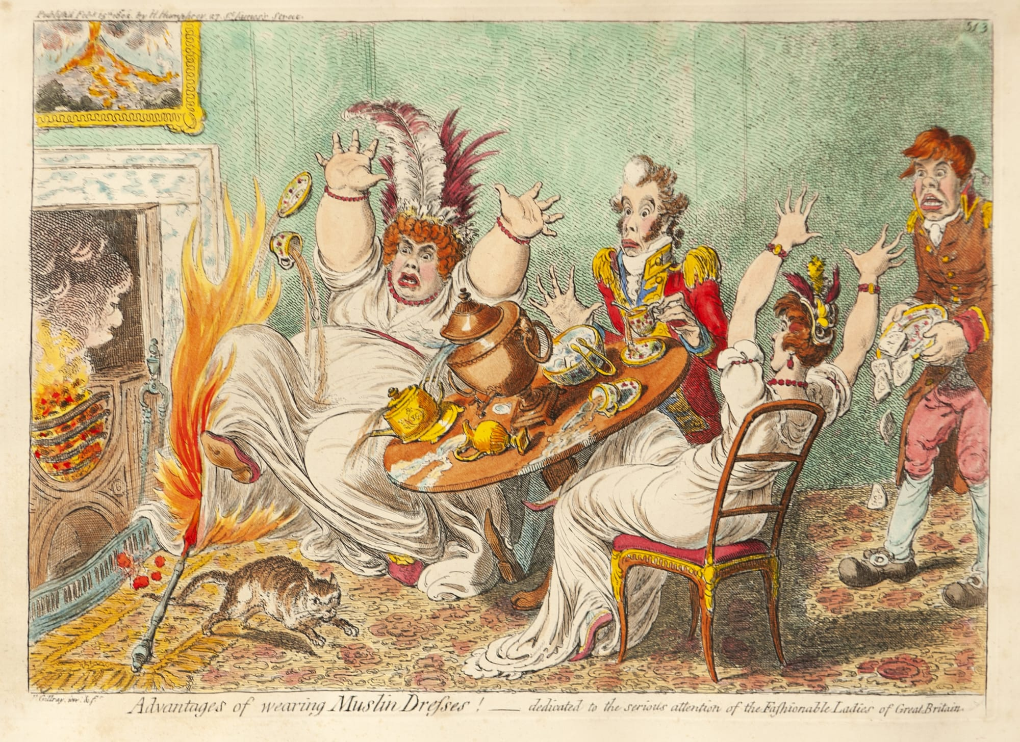 James Gillray