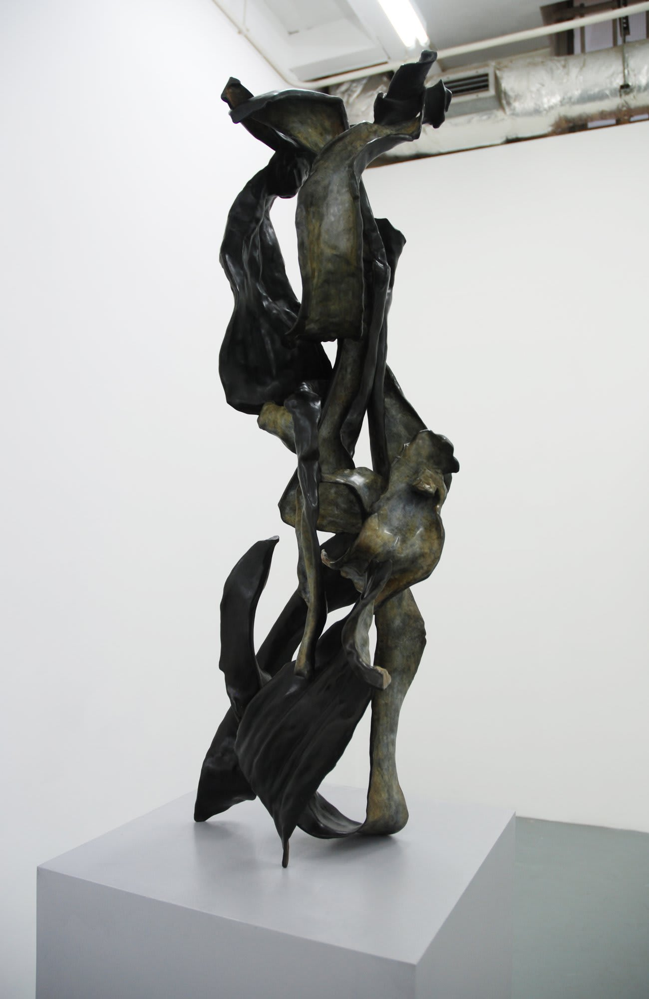 Untitled (ii), 2013, Bronze, 85 x 27 x 24 cm. Edition of 3 + 1 AP
