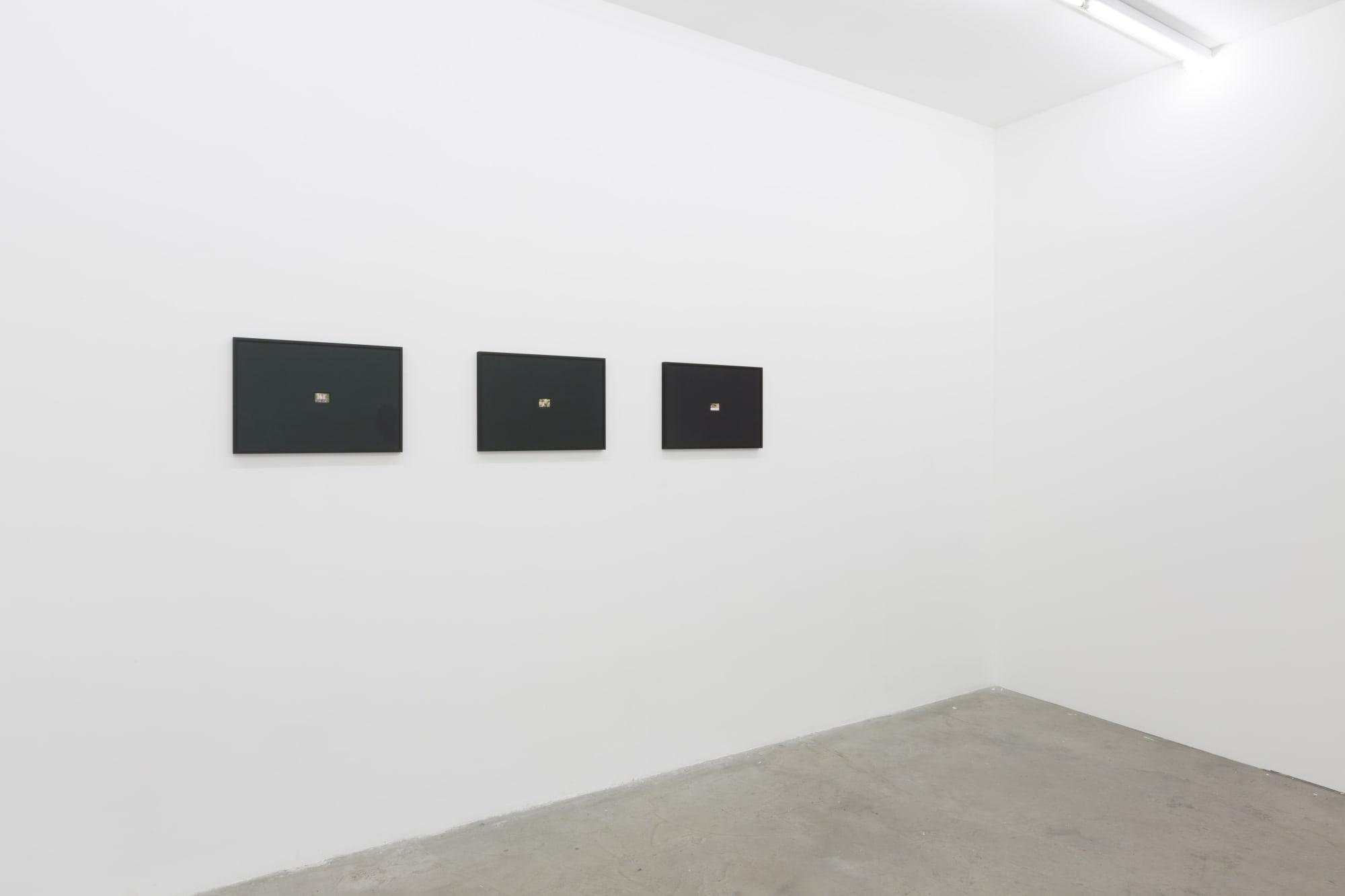Marcin Dudek, Too Close For Comfort, installation view, Edel Assanti, 2017