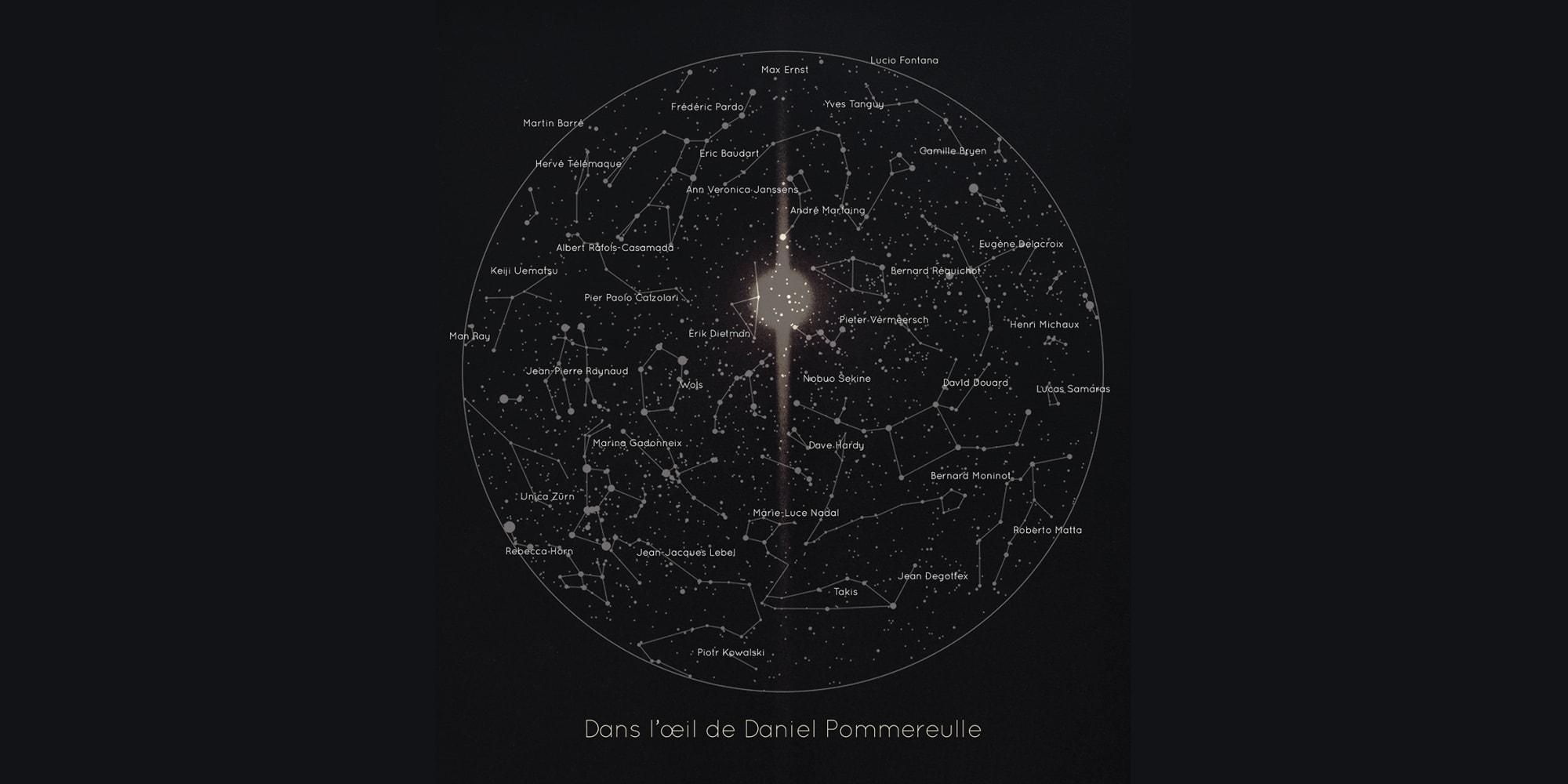 SOON: Dans l'Oeil de Daniel Pommereulle