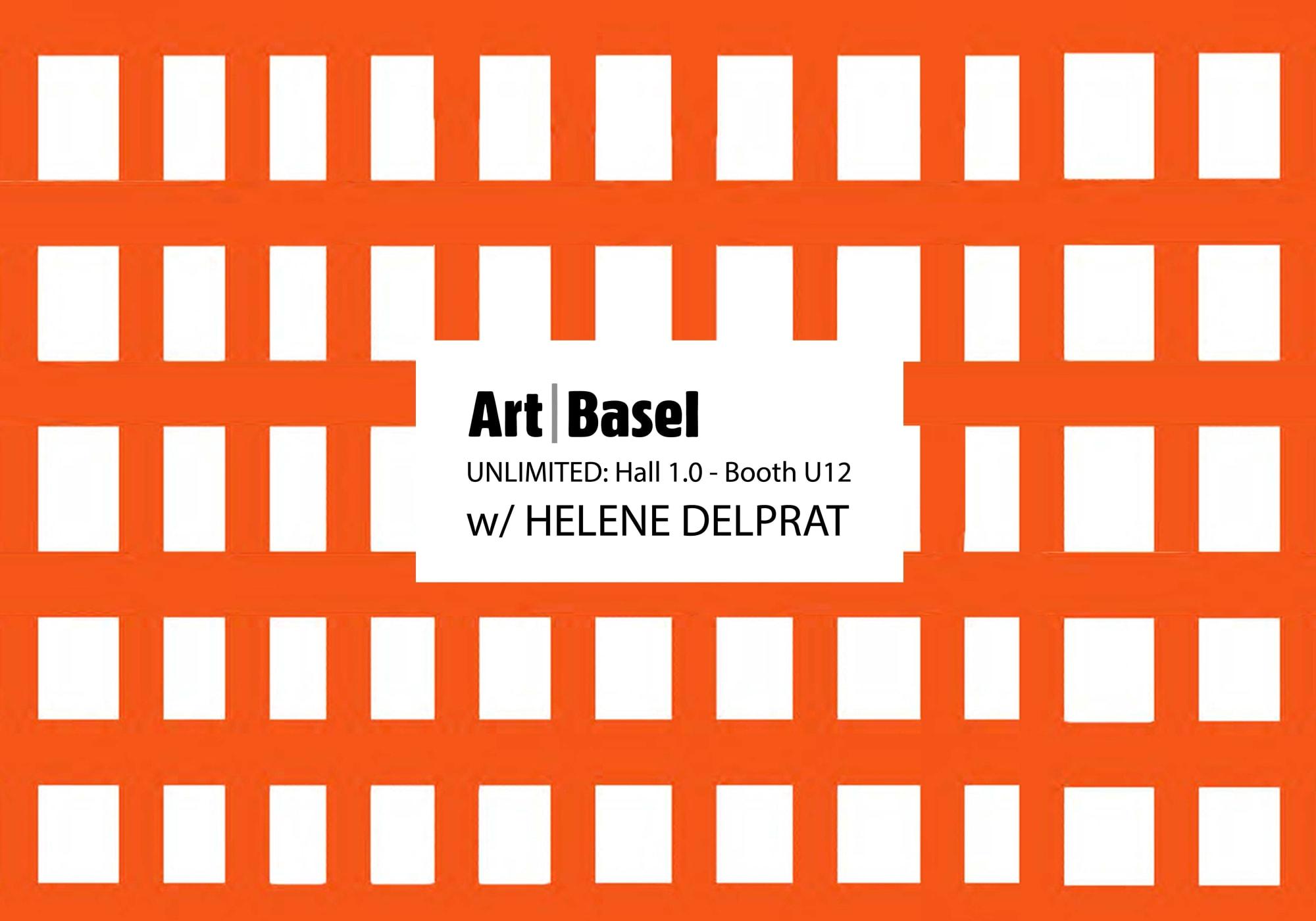 Hélène DELPRAT: The Nautilus Room, ART BASEL UNLIMITED
