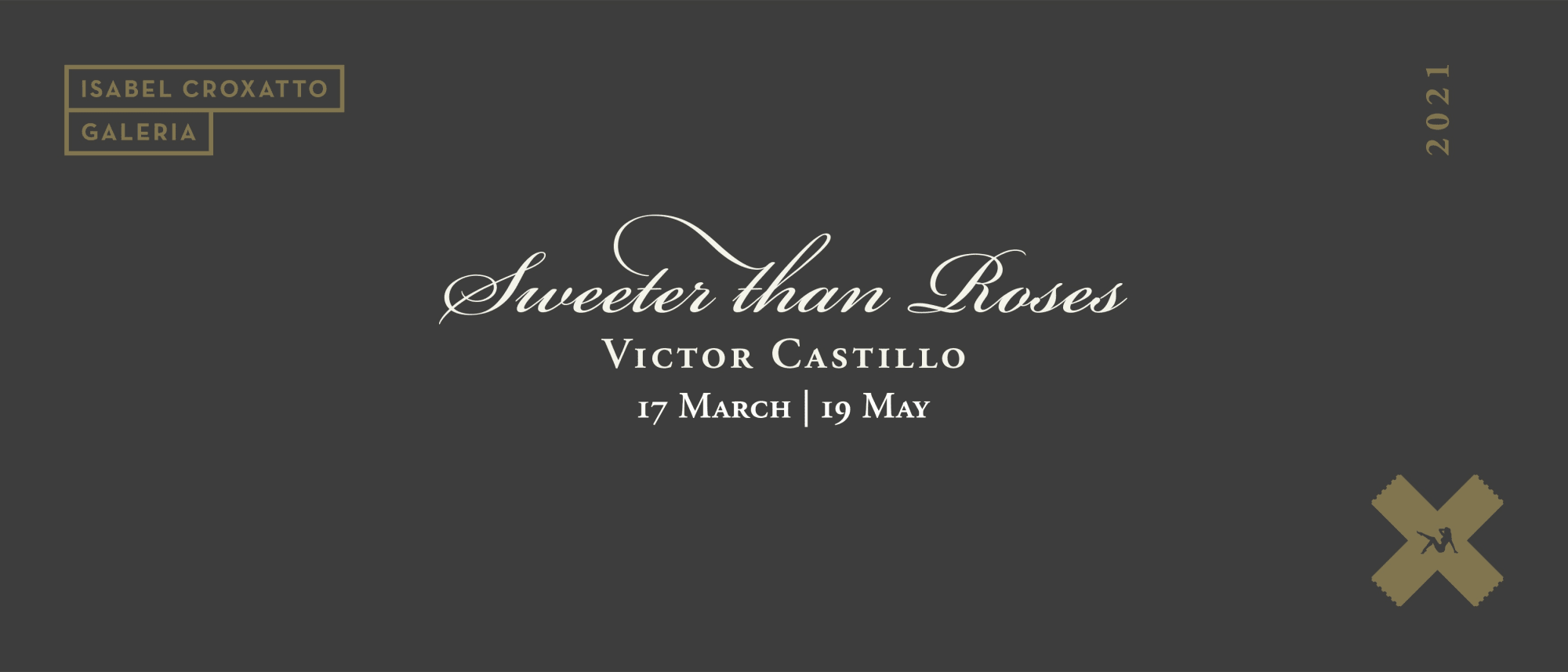 Sweeter than Roses | Victor Castillo