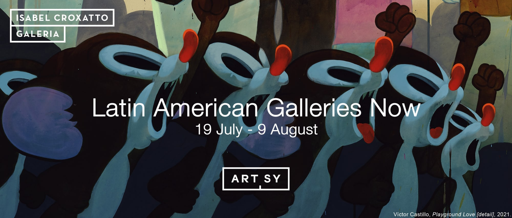 Latin American Galleries Now: Powered by Artsy