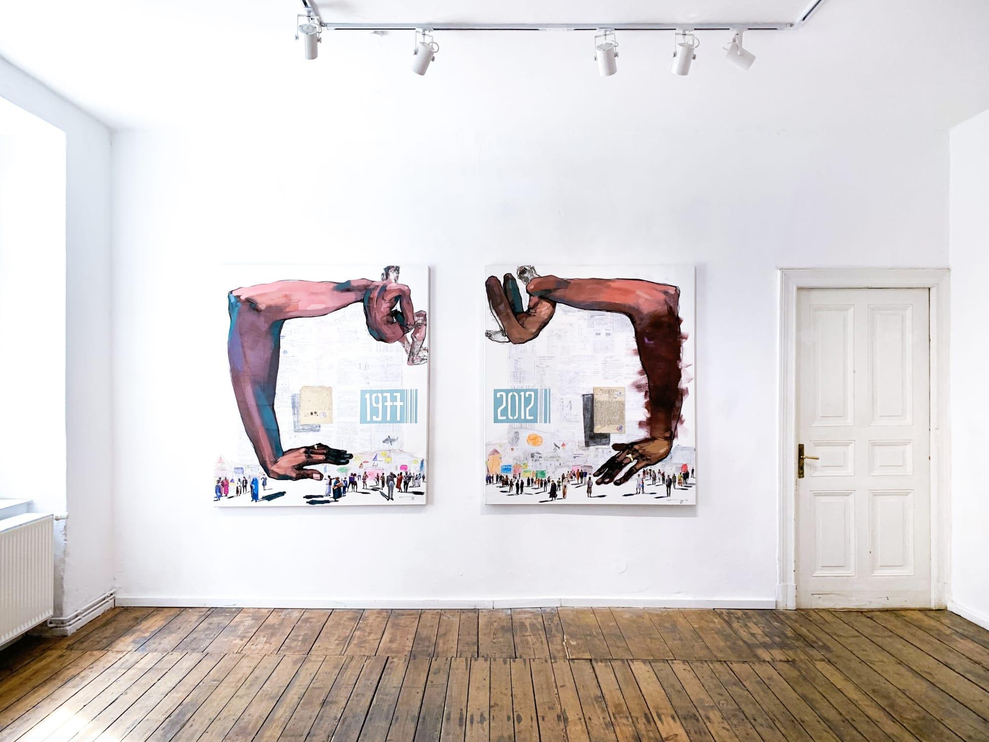 Berlin: Long Hands - Dawit Abebe