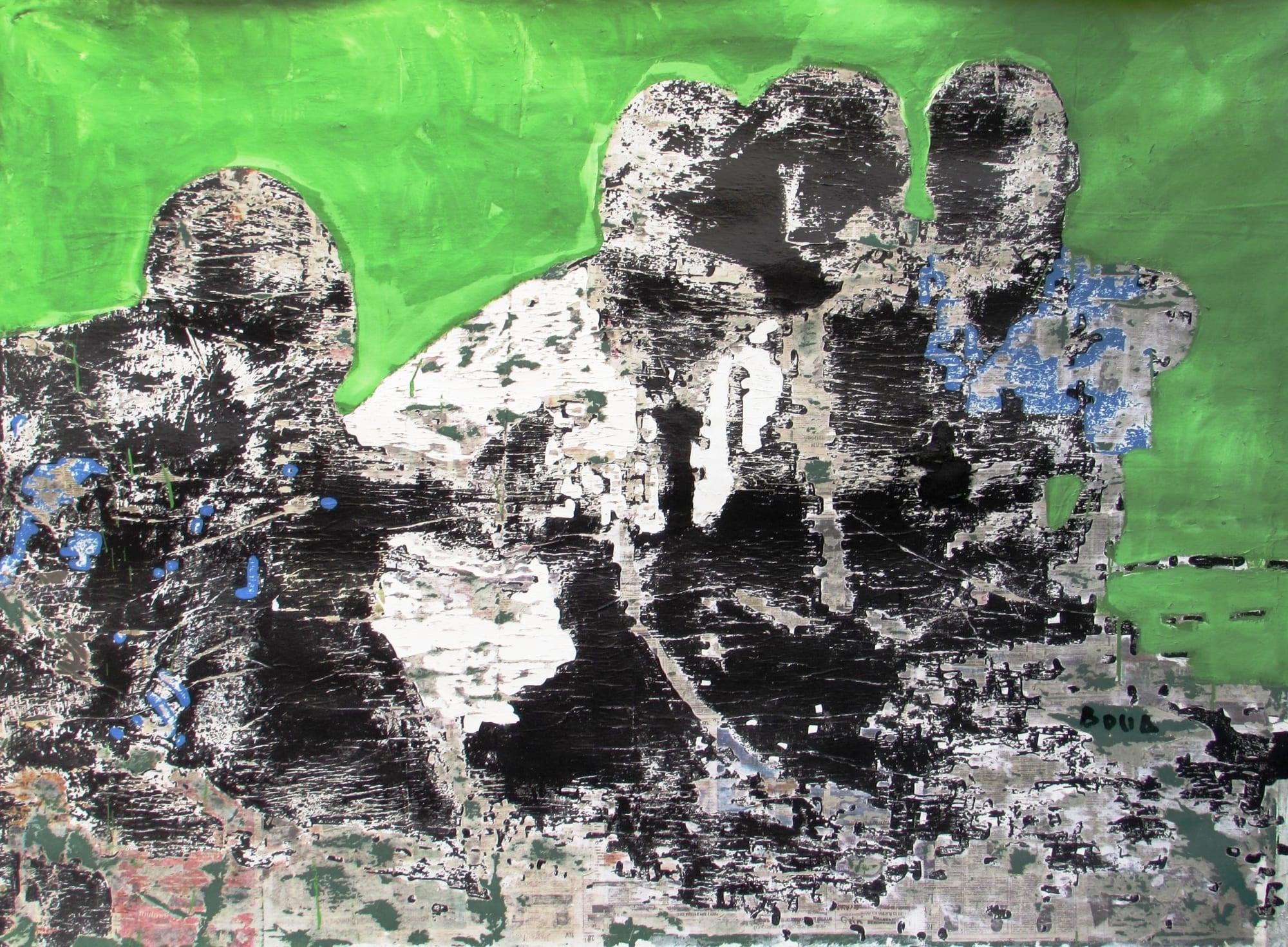Armand Boua: Les Badès (Les amis)