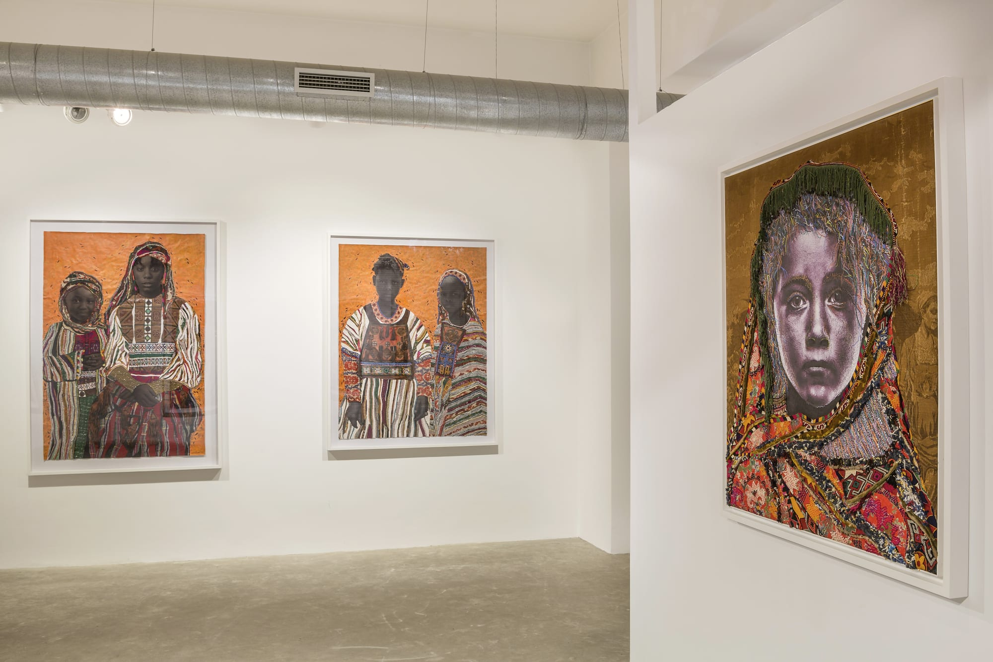 Welcome to look at me: Marion Boehm Solo Show