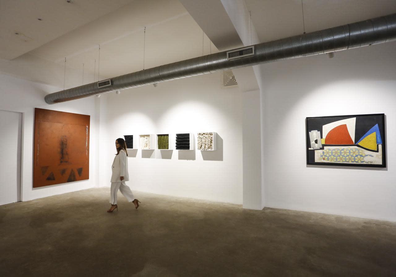La galerie vous accueille à nouveau ! : Venez découvrir notre nouvel accrochage