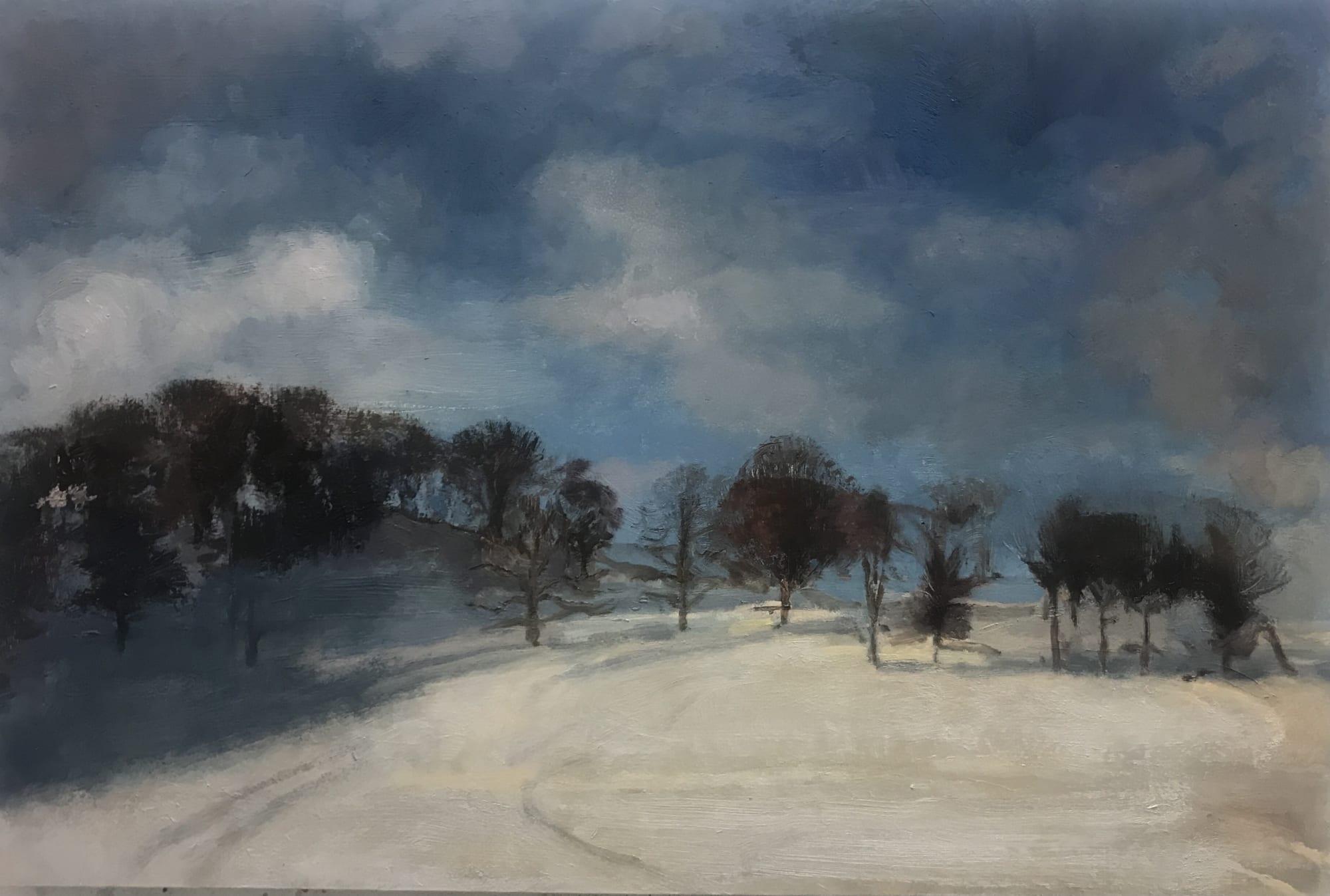 The Transience of Winter by Henrietta Hoyer Millar