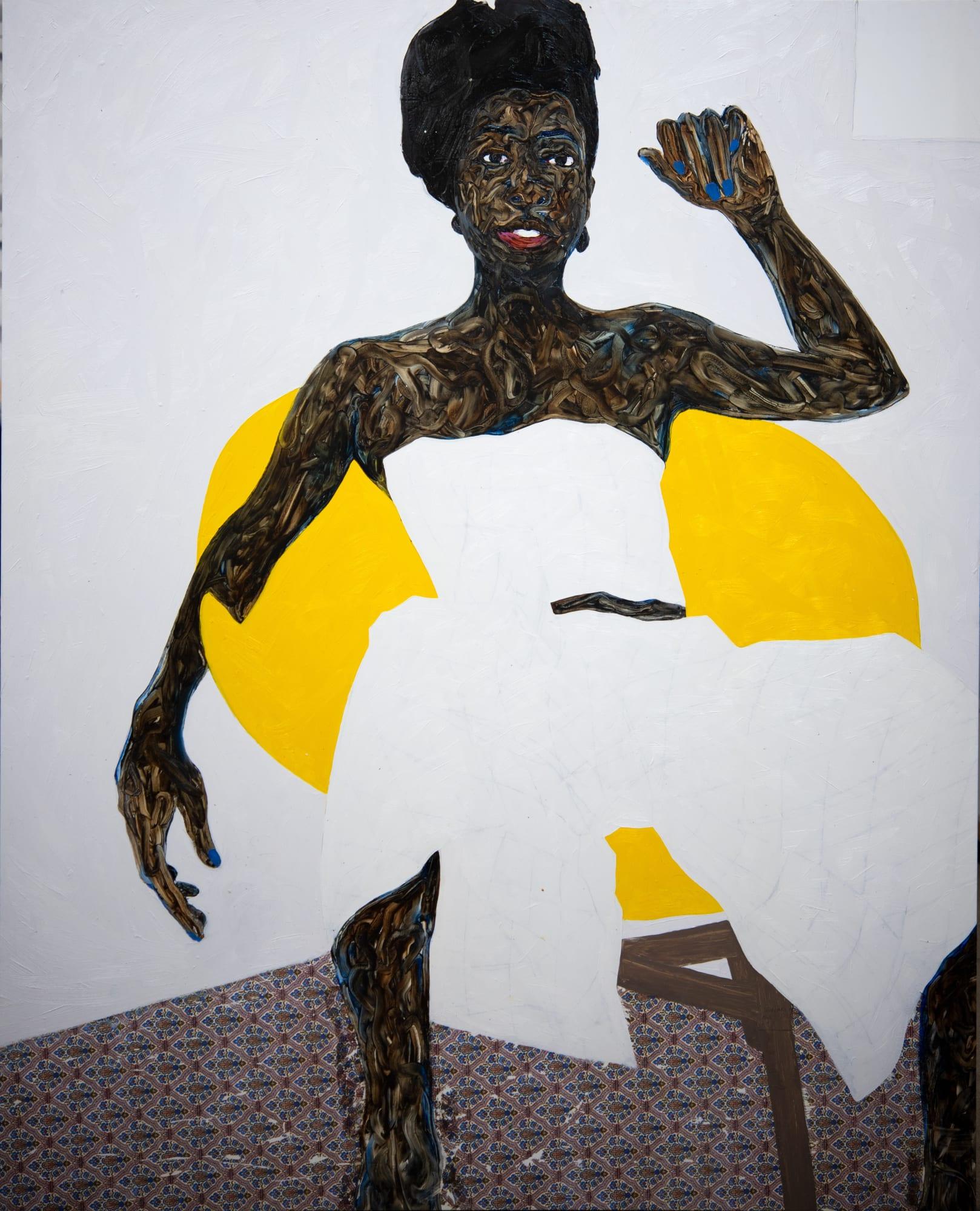 Art Basel Miami Beach: Amoako Boafo