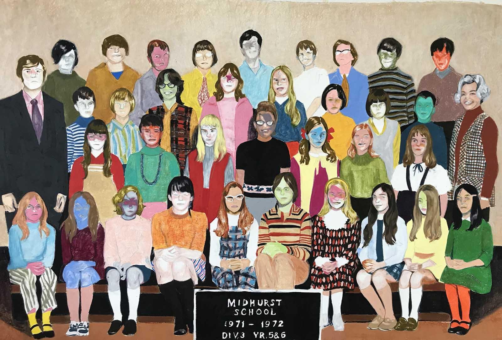 Jerks and Soulmates: Mercedes Helnwein