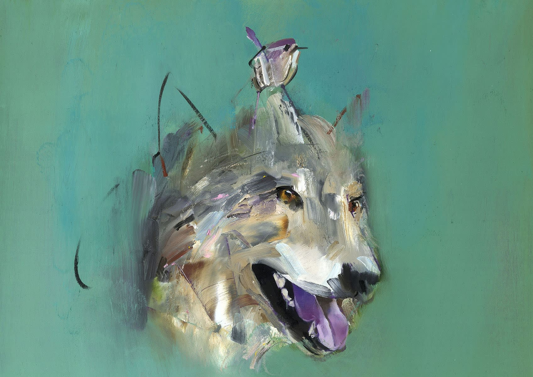 When the wolves own the island: Gabhann Dunne