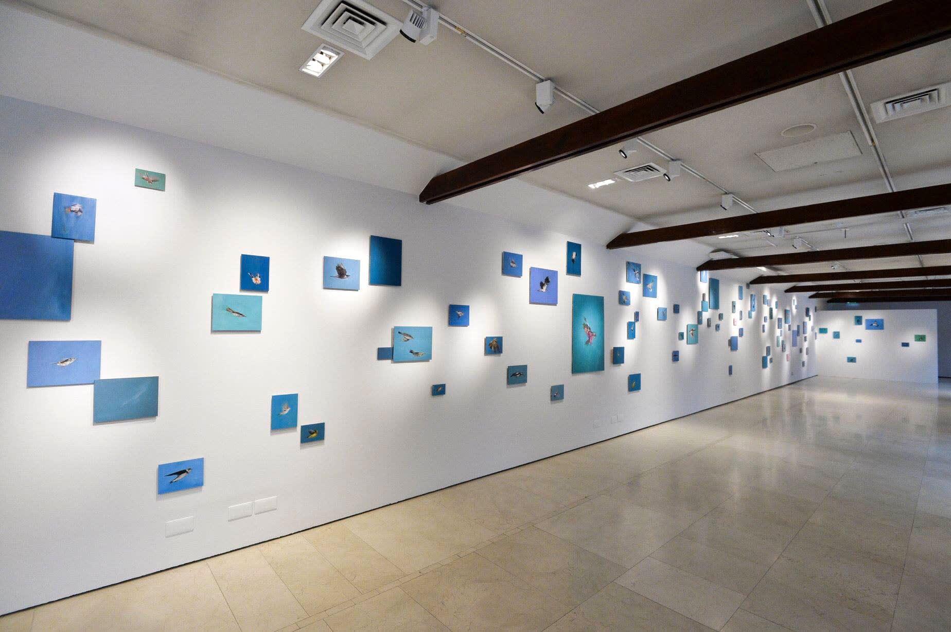 Crossing the Salt: Gabhann Dunne at the Farmleigh Gallery