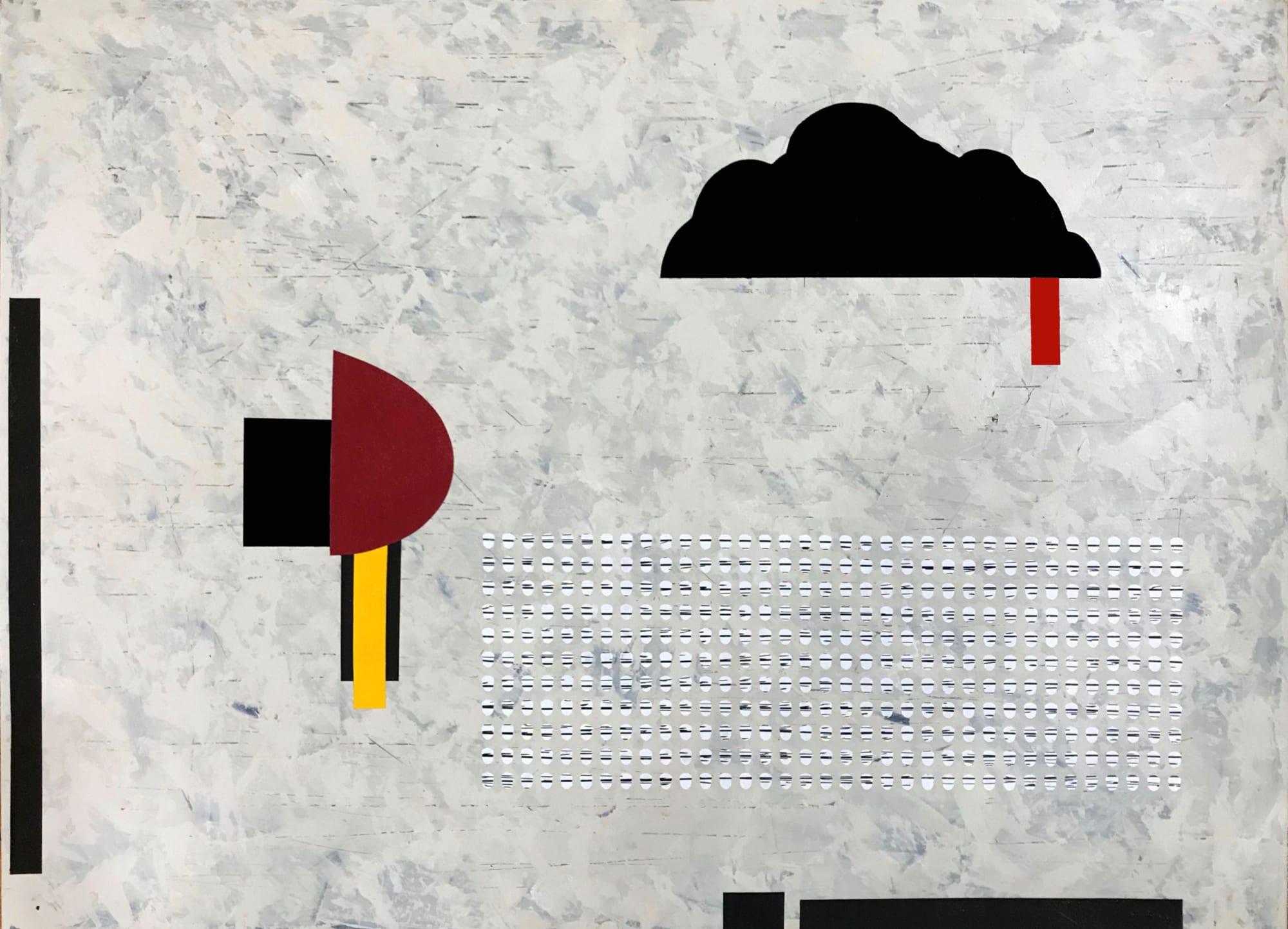 Juan Logan, Elegy L, 2019