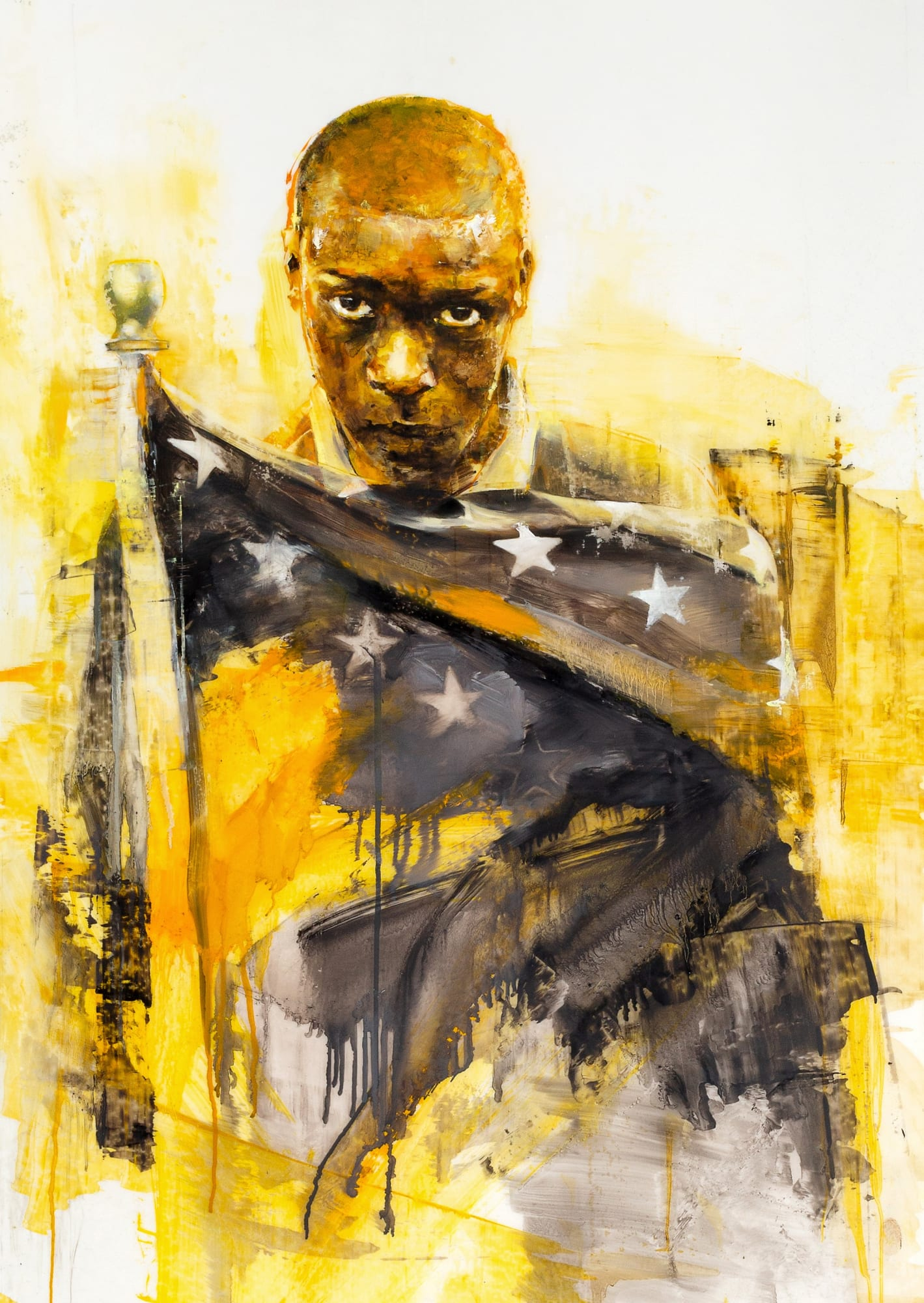 Charles Edward Williams, Young American, 2019