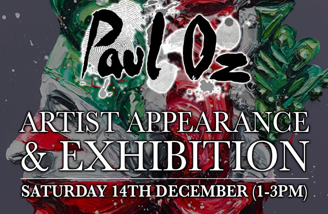 Paul Oz: Appearence & Exhibition