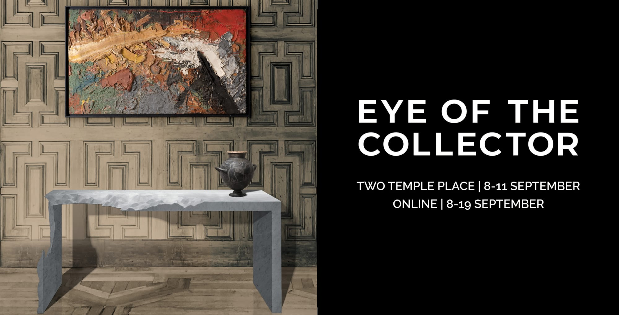 Eye of the Collector: Art Fair, 2 Temple Place