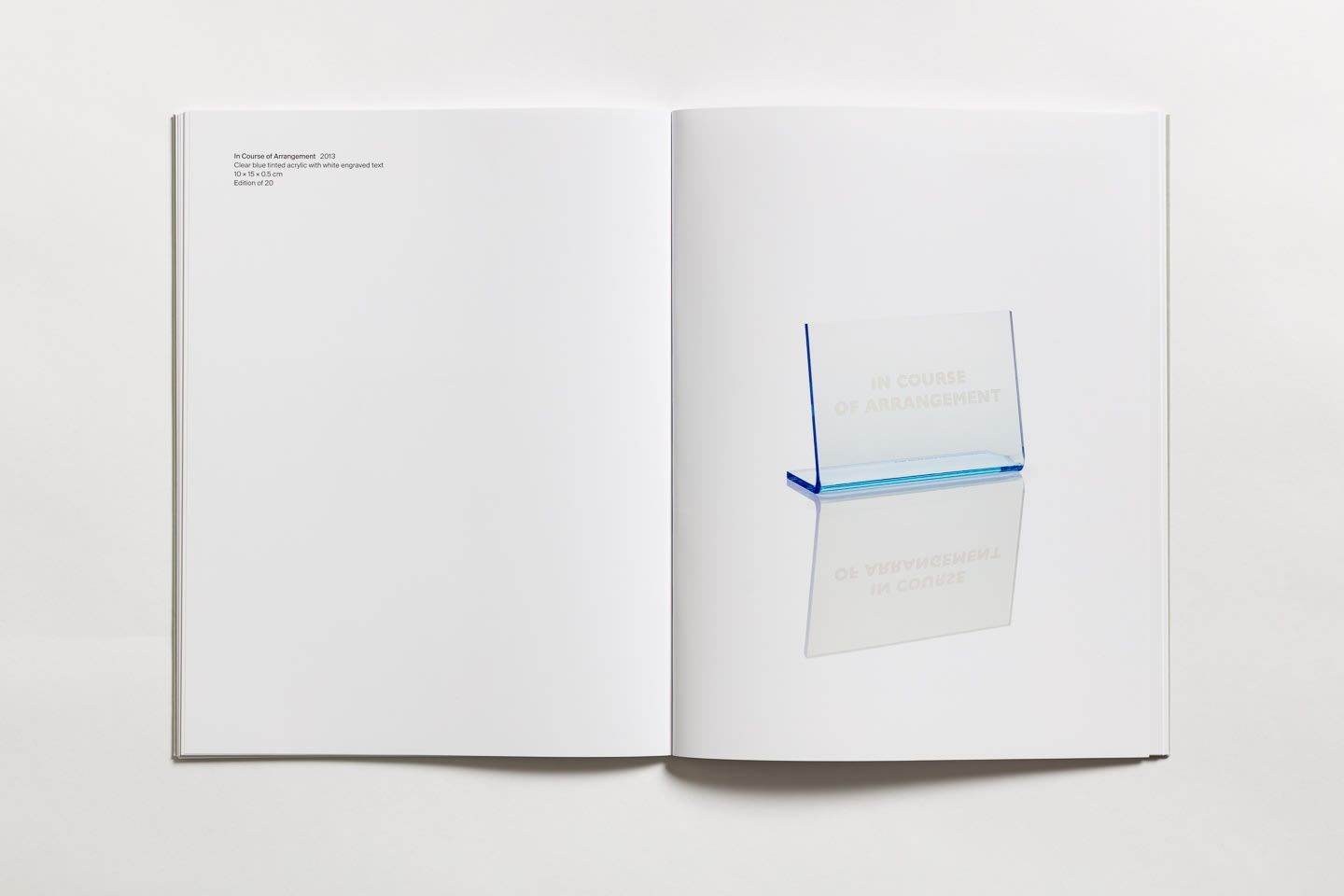 Peter Saville Prints And Multiples / Anna Blessmann And Peter Saville Signs / 28 November 2019 - 18 January 2020