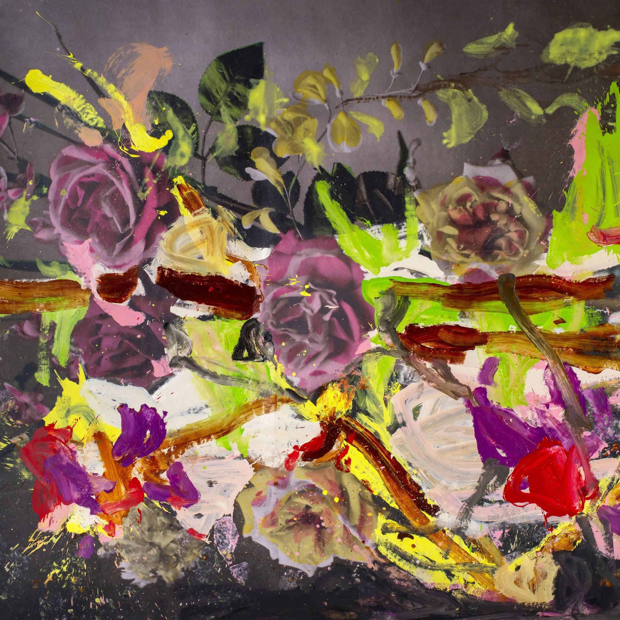 Jorge Galindo: Postcard Paintings