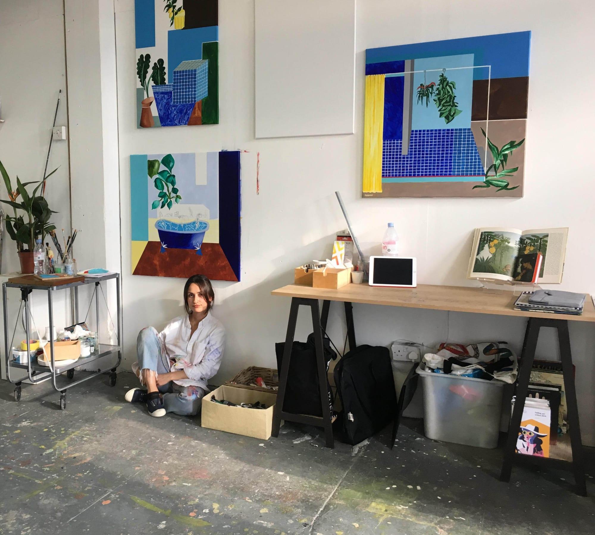 Cathy Tabbakh: Botanical Wanderlust