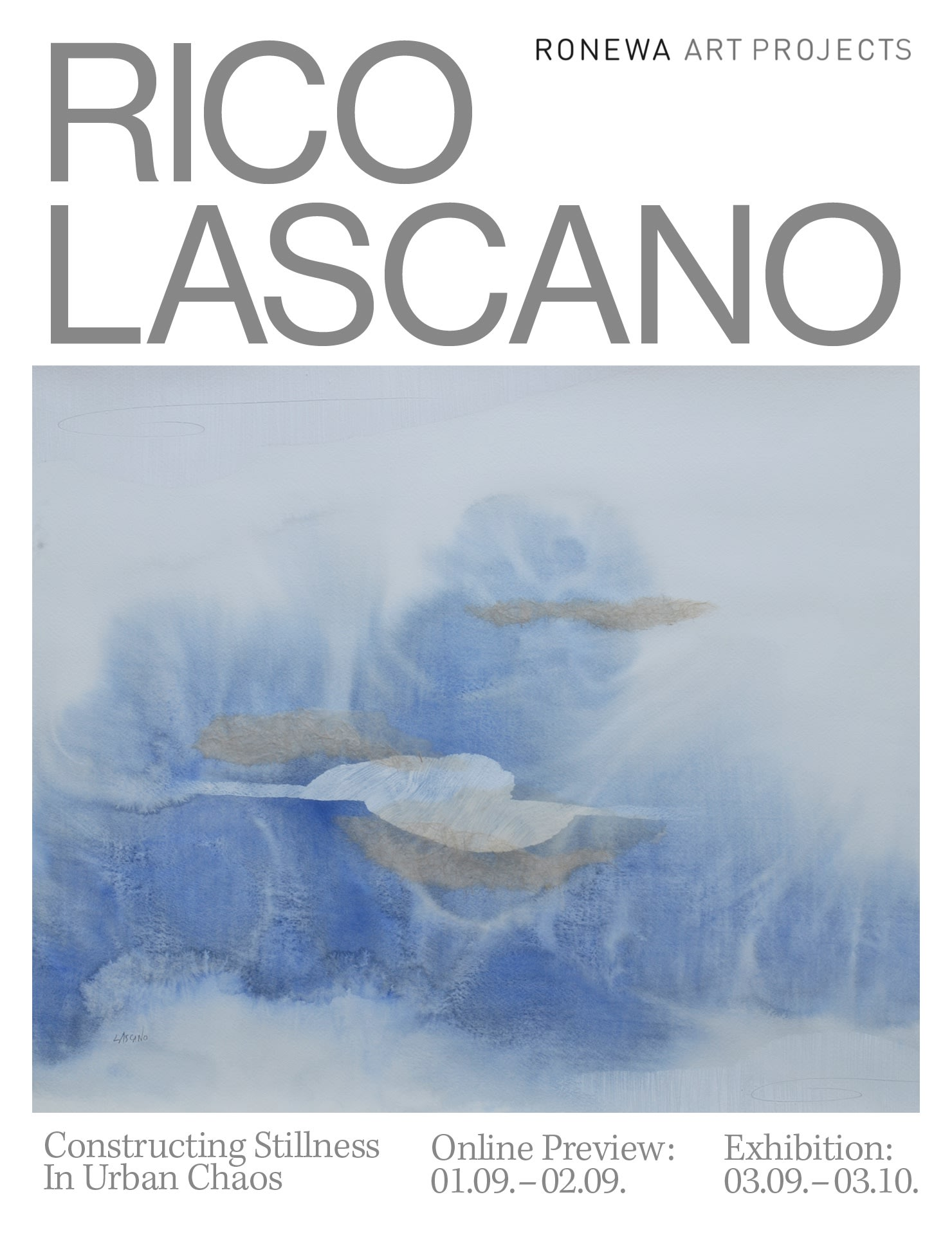 Featured Artist: Rico Lascano