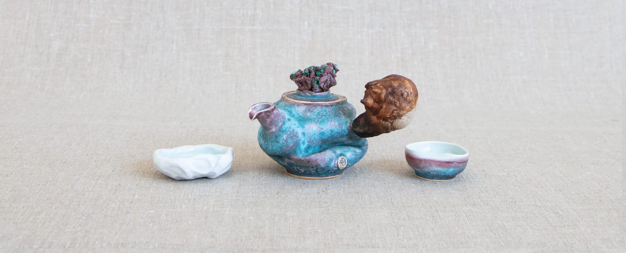 NATALYA SEVASTYANOVA: Tea Ceremony
