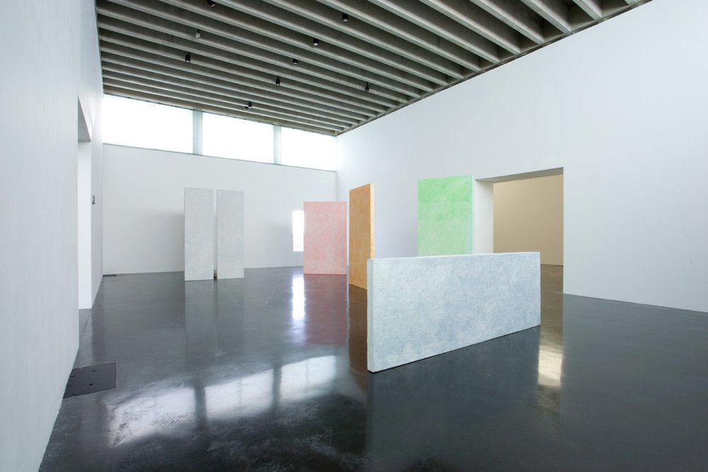 Untitled (Slabs) in %22Solomon's Knot%22 at The New Art Gallery Walsall, UK